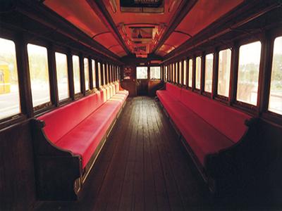一畑電車の保存車両