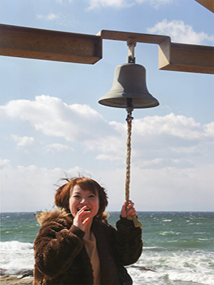 鐘の鳴る海